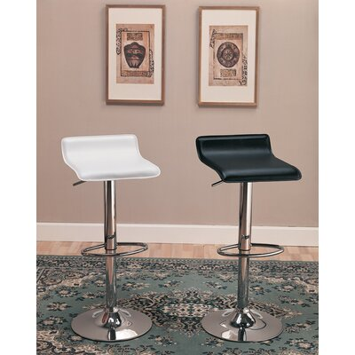 Wildon Home ® Colorado City Adjustable Bar Stool