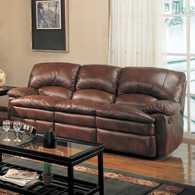 Wildon Home ® Wickenburg Dual Reclining Sofa