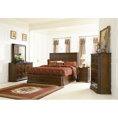 Wildon Home ® Moscow Platform Bedroom Collection