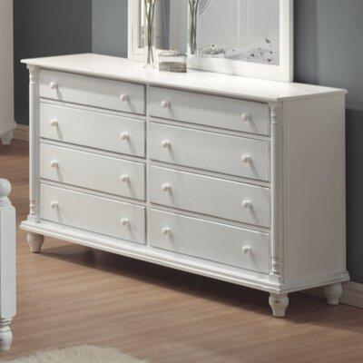 Wildon Home ® Kayla 8 Drawer Dresser