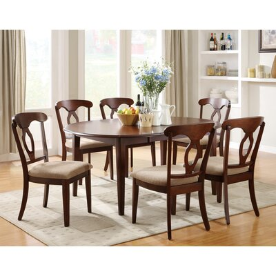 Wildon Home ® Oliver 7 Piece Dining Set