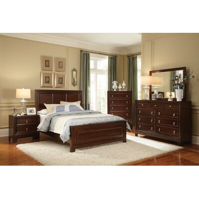 Wildon Home ® Douglas Panel Bedroom Collection