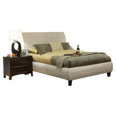 Wildon Home ® Applewood Contemporary Upholstered Bed