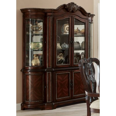 Wildon Home ® Gustav China Cabinet