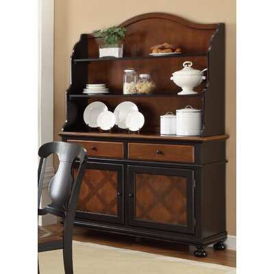 Wildon Home ® Charels China Cabinet