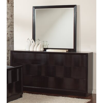 Wildon Home ® Jeremy 6 Drawer Dresser