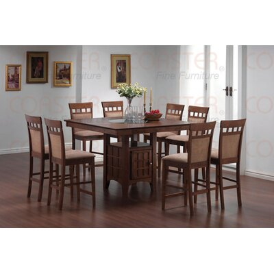 Wildon Home ® Hartsel 7 Piece Counter Height Dining Set