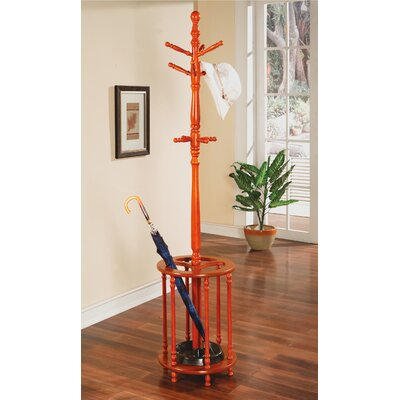 Wildon Home ® Grand Coulee Coat Rack with Umbrella Rack