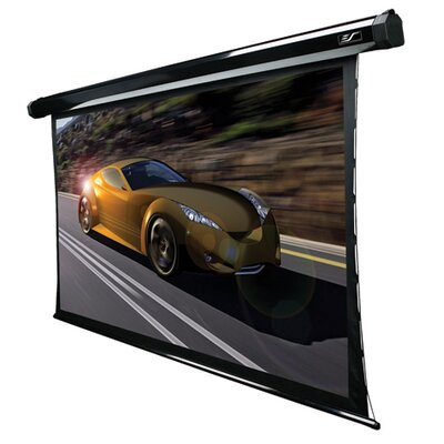 "Elite Screens CineTension2 CineWhite 100"" Electric Projection Screen"
