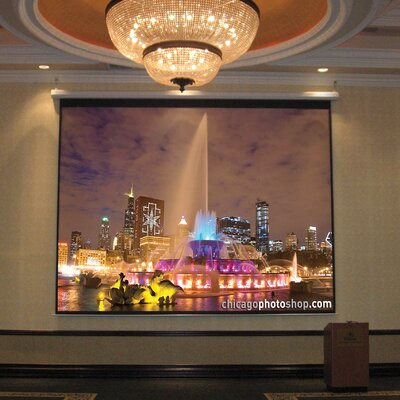 Elite Screens Plus 4 MaxWhite Electric Projection Screen
