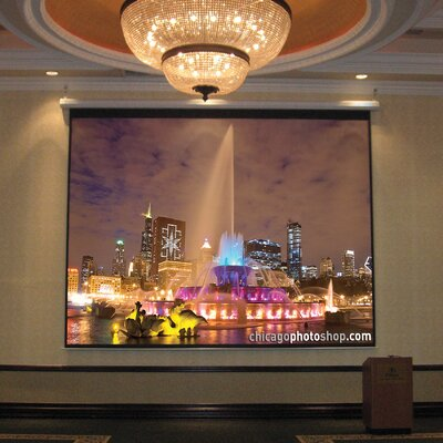 "Elite Screens VMAX Plus4 Series 180"" Electric Projection Screen"