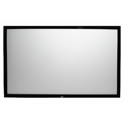 "Elite Screens Sable Frame Projector Screen - 16:9 Format 100"" Diagonal"