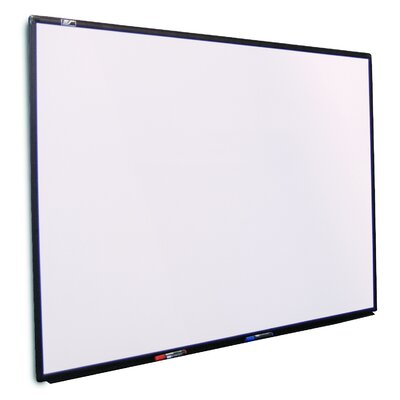 "Elite Screens Universal Series White Board and Projection Screen - 16:10 Format 87"" Diagonal"