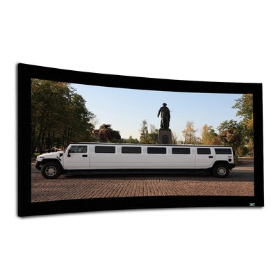 "Elite Screens 150"" Fixed Frame Projection Screen"