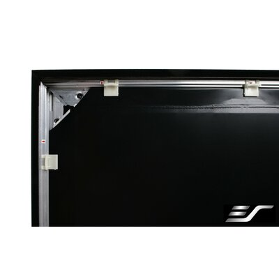 "Elite Screens Sable235 Wall Mount 138"" Fixed Frame Projection Screen"