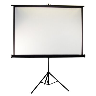 Elite Screens Tripod Pro Portable MaxWhite Projection Screen