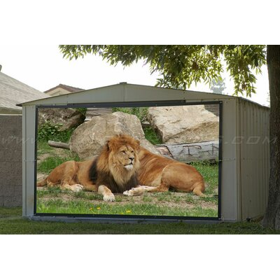 "Elite Screens Portable Outdoor DynaWhite  Projection Screen - 193"" 4:3 AR"