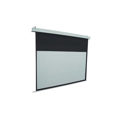 "Elite Screens Evanesce Electric MaxWhite  FG Projection Screen - 106"" 4:3 AR"