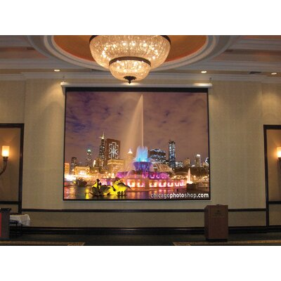 "Elite Screens Plus 4 Electric MaxWhite  Projection Screen - 200"" 4:3 AR"
