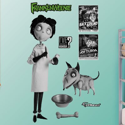 Fathead Disney Frankenweenie Wall Decal