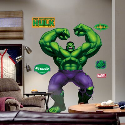 Hulk Wall Graphic