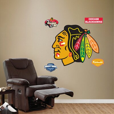 Fathead NHL Logo Wall Graphic