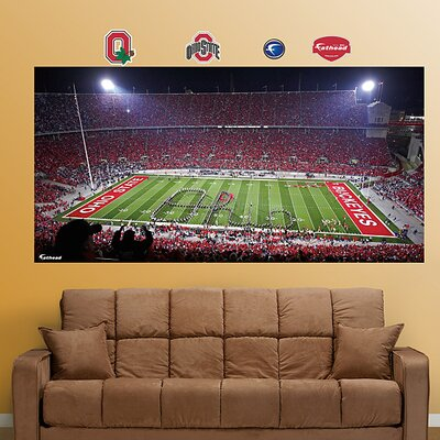 Ohio State - Script Ohio Stadium Mural Wall Graphic