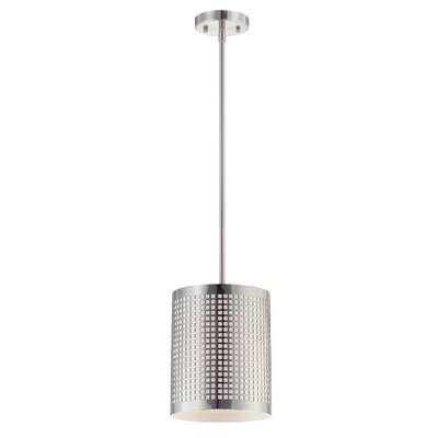 Lite Source Braxton 1 Light Pendant