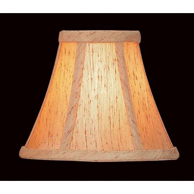 Lite Source Shantung Chandelier Shade