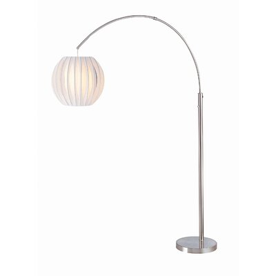 Lite Source Fola Arc Floor Lantern