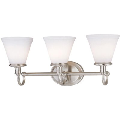 Lite Source Bastien 3 Light Vanity Light