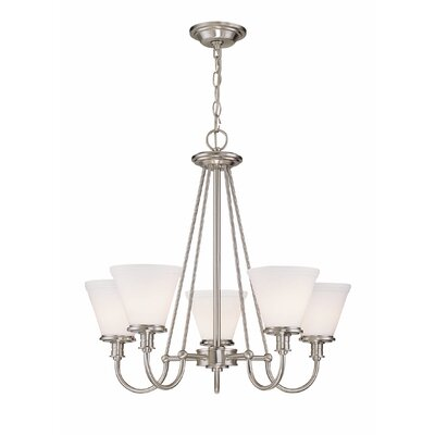 Lite Source Bastien 5 Light Chandelier