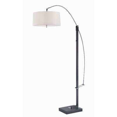 Lite Source Karm Arch Floor Lamp