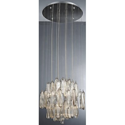 Lite Source Itala 12 Light Chandelier