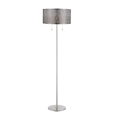 Lite Source Neoma 2 Light Floor Lamp