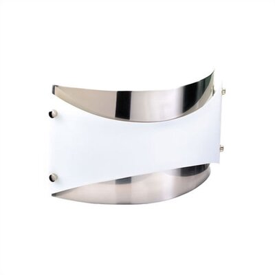 Lite Source Luminari  Wall Sconce in Steel