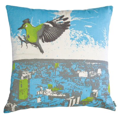 Koko Company Nesting Cotton Pillow