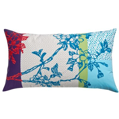Koko Company Wallpaper Cotton Pillow