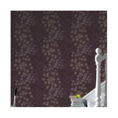 Graham & Brown Spirit Sparkle Floral Botanical Wallpaper