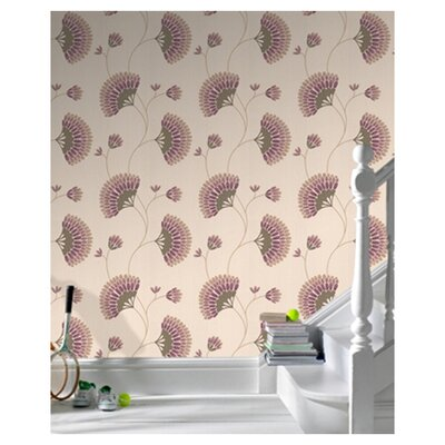 Graham & Brown Spirit Charm Floral Botanical Wallpaper