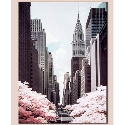 42nd Street Photographic Print on Canvas