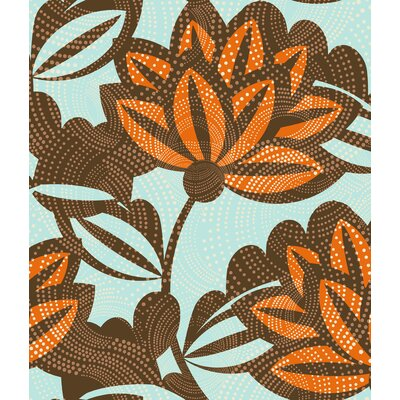 Graham & Brown Utopia Leaves Fabric Canvas Art - 28