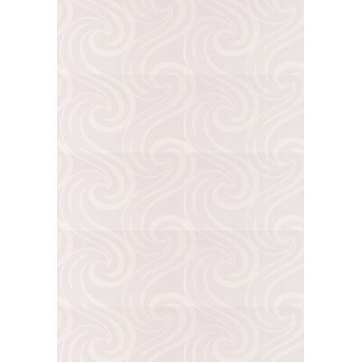 Graham & Brown Paintable Mistral Wallpaper in White