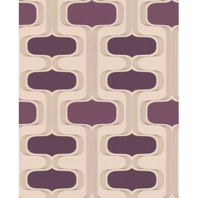 Graham & Brown Contour Kitchen and Bath Groovy Wallpaper