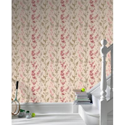 Graham & Brown Serenity Berries Wallpaper
