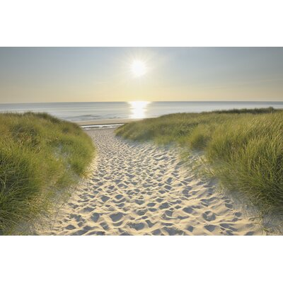 Graham & Brown Beach Walk Canvas (Set of 3)