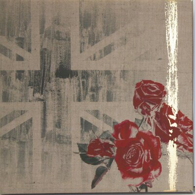 Graham and Brown Union Rose Painting Print on Canvas