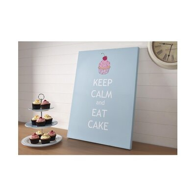 Graham & Brown Keep Calm Canvas