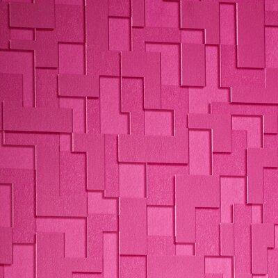 Graham & Brown Odyssey Checker Geometric Tiles Wallpaper