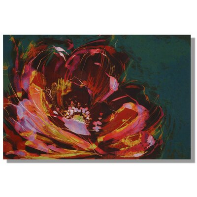 Graham & Brown Peony Canvas Wall Art